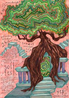 "Liz Meredith & John Somers Collaboration, 2009 ""Soft Fest"""