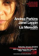 1/25/13 | Pyramid Atlantic | Andrea Parkins, Janel Leppin, Liz Meredith
