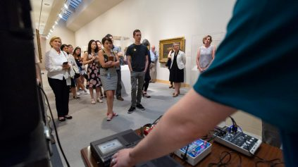 ART/SOUND/NOW at The Walters Art Museum by Jason Putsche Photography